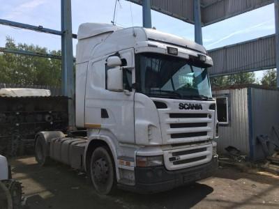 Поступление Scania R 4x2